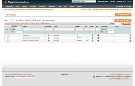 Slink for Magento is a FREE installable extension designed to integrate Magento ecommerce data with