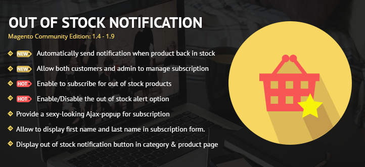 banner-out-of-stock-notification-magento-extension