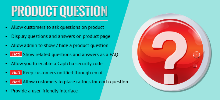 Product-Question-magento-extension