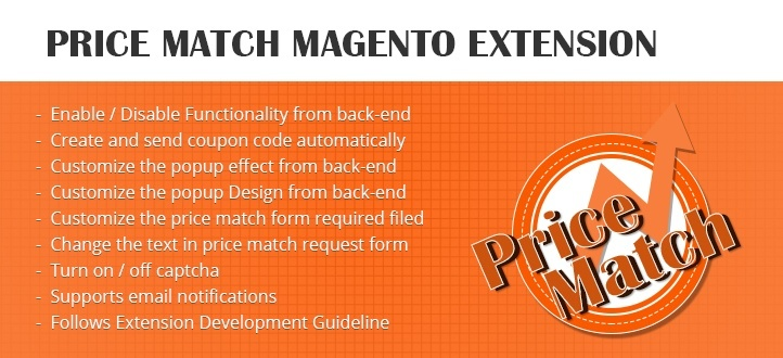 Price-Match-Magento-Extension