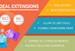Daily deal magento Extension