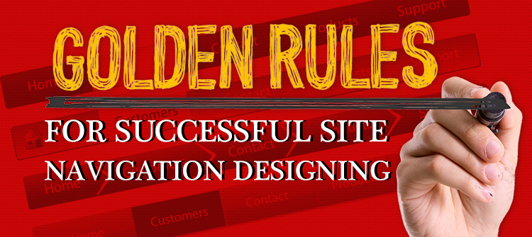 Successful-Site-Navigation-Designing