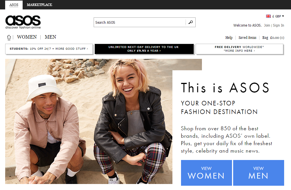 asos success Asos remains a uk e-commerce retail success story, but as every retailer knows amazon is only one good idea away from kicking open the wardrobe doors.