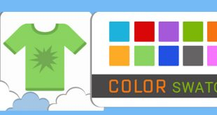 Magento color swatch