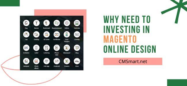 Magento online design