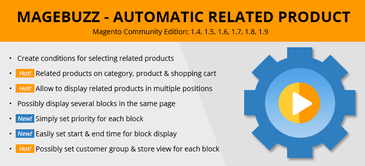 Automatic-Related-Product-Magento-Extension