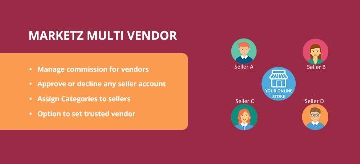 marketz multi vendor