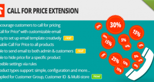 Advanced Magento Call for Price Extension