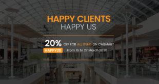 Happy Client, Happy Us